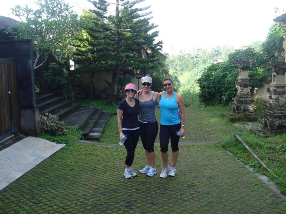 Travelling Divas in Bali