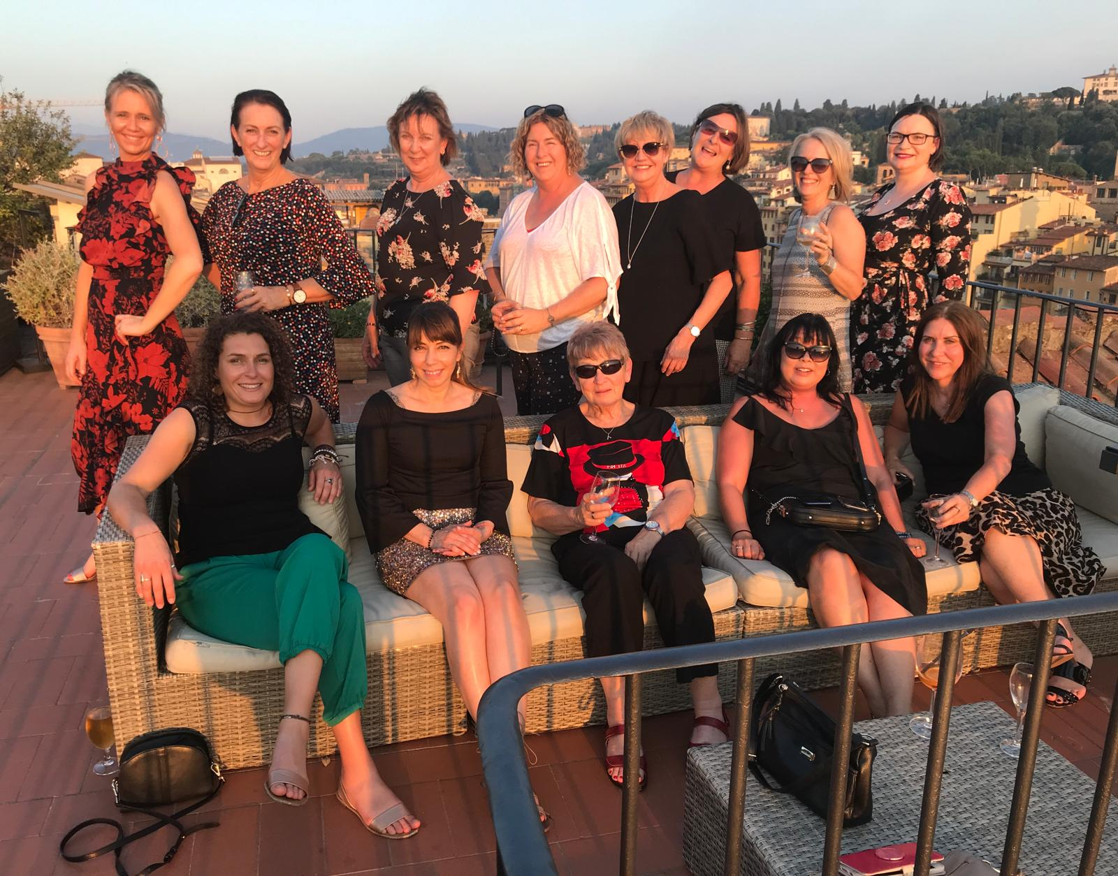 Fabulous Ladies Tuscany 2019