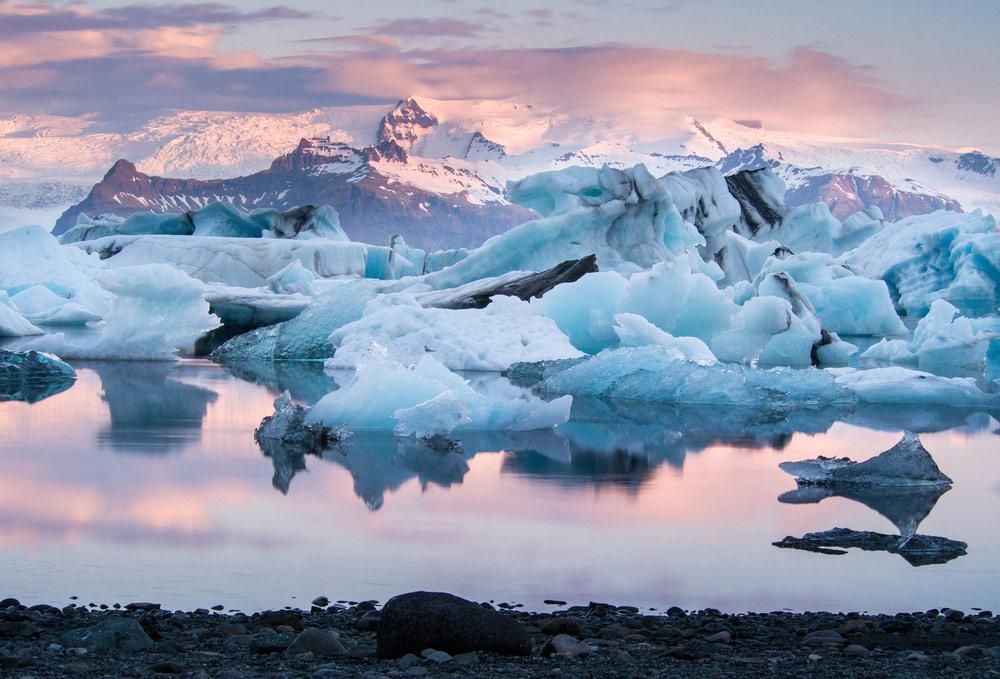 Iceland-ice